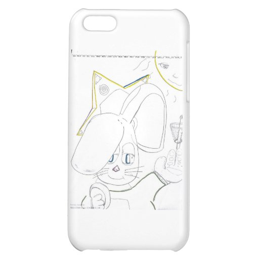 fbgolfwabbit cover for iPhone 5C
