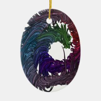 Fear Christmas Ornament