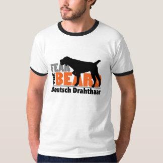 Fear the Beard - Deutsch Drahthaar T-Shirt