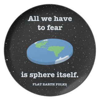 Fear the Sphere Plate