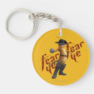 Fear Ye Fear Ye Key Ring
