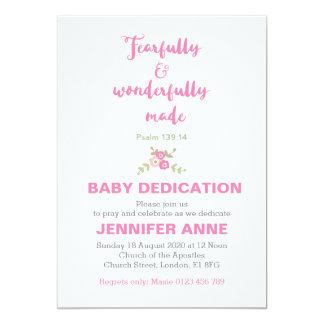 Baby Dedication Invitations Announcements Zazzle Co Nz