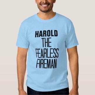 Fearless Fireman T-Shirt