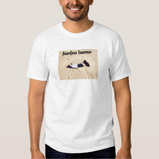 Fearless Learner Sand Boarder Tshirts