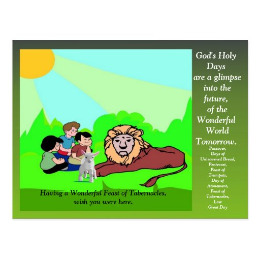 Feast Greating Card Post Cards