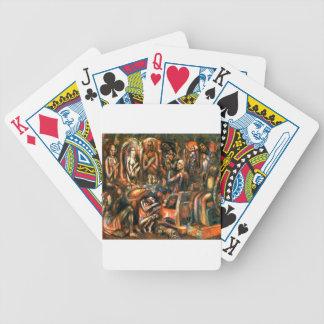 Feast of Kings by Pavel Filonov Card Deck