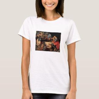Feast of Simon & Mary Magdalene at Jesus' feet T-Shirt