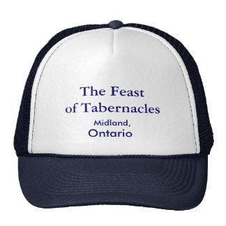 Feast of Tabernacle, Midland, Ontario Cap