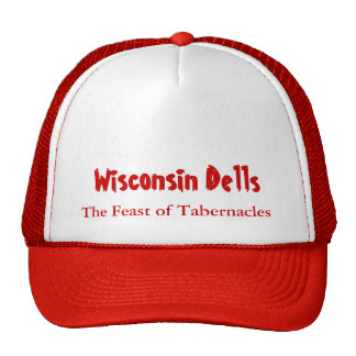 Feast of Tabernacle Wisconsin Dells, Hats