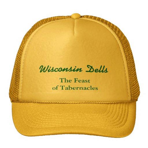 Feast of Tabernacle, Wisconsin Dells Mesh Hats