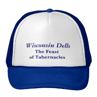 Feast of Tabernacle Wisconsin Dells, Mesh Hats
