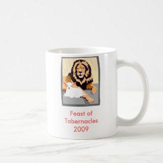 Feast of Tabernacles2009 Basic White Mug