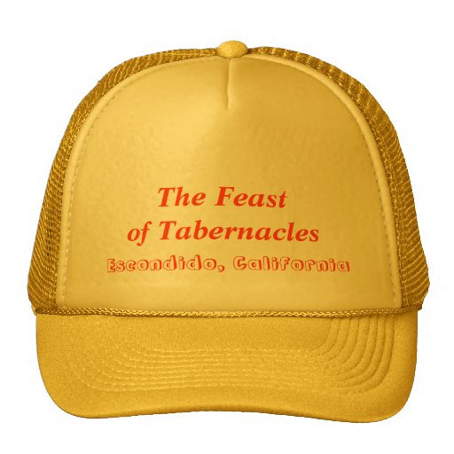 Feast of Tabernacles Hat