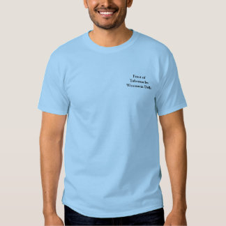 Feast of Tabernacles Wisconsin Dells Tee Shirt