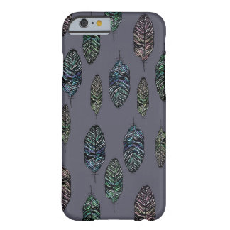 Feather Pattern Barely There iPhone 6 Case