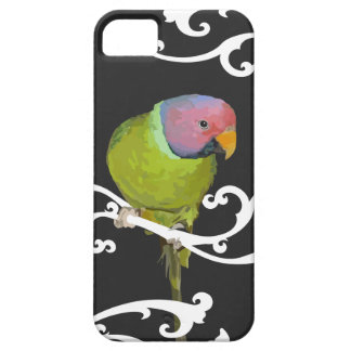 Feathered Friend iPhone 5 Cover