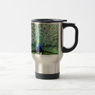 Feathers Stainless Steel Travel Mug