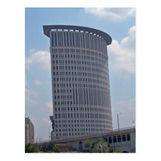Federal Courthouse Tower, Cleveland Ohio Postcard
