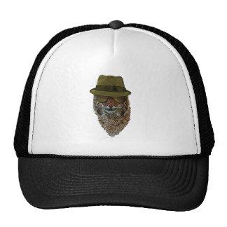 Fedora Bob Trucker Hat