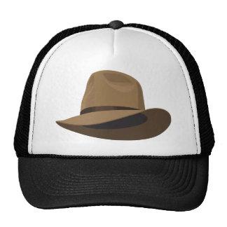Fedora bush hat