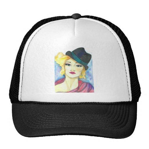 Fedora Mesh Hat