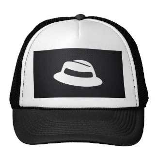 Fedora Hats Pictogram