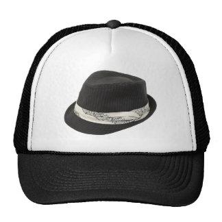 FedoraHat080709 copy Trucker Hat