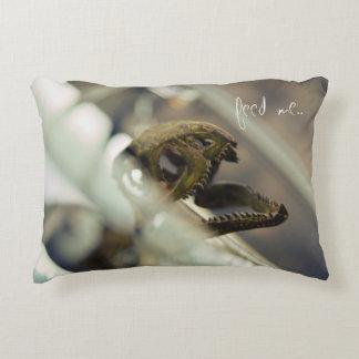 feed ME. Decorative Cushion