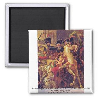 Feeder Napoleon In Alexandria On 3 July 1798 Magnet