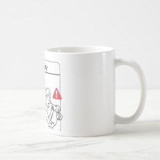 Feeding Baby Coffee Mugs