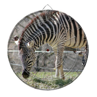 Feeding Zebras Dartboard