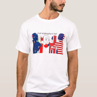 Feels for UK,US,AUS,NZ,CAN,IRE T-Shirt