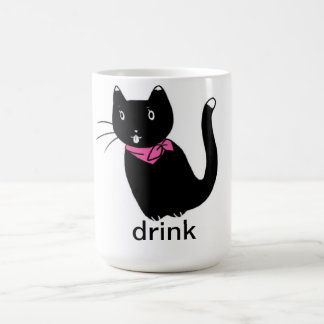 Felicia the City Cat Cup