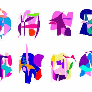 Fellows Acrylic Cut Outs