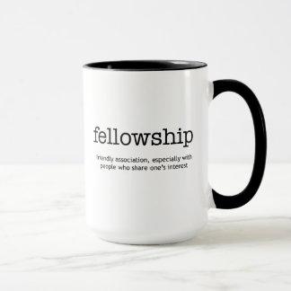 Fellowship Inspiration Mug