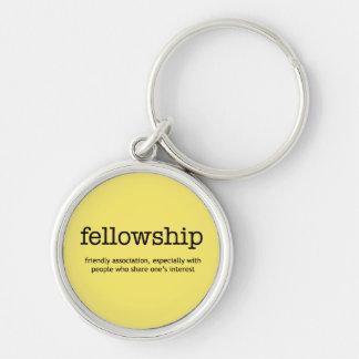 Fellowship Keychain