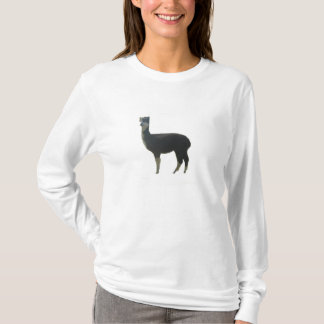 Female alpaca T-Shirt