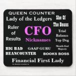 Female CFO Nicknames Funny Rude Silly Names