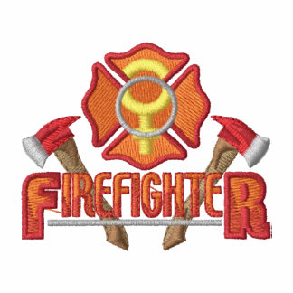 Female Firefighter Polos