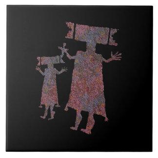 Female Gods Tile