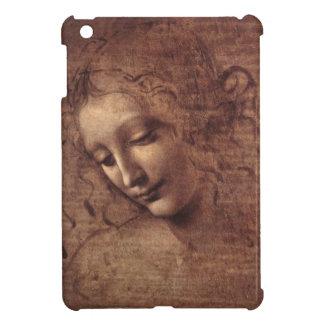 Female Head La Scapigliata by Leonardo da Vinci iPad Mini Cases
