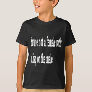 Female Lisp, 2b T-Shirt