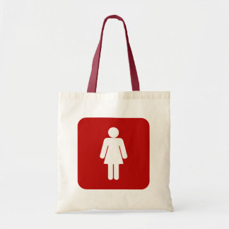 Female Sign Tote Bag