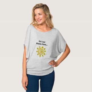 Female T-shirt Summer Bridesmaid Gift