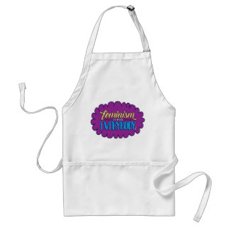 Feminism is for everybody Apron