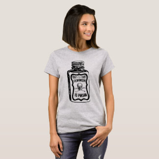 Feminism Is Poison Womens T T-Shirt