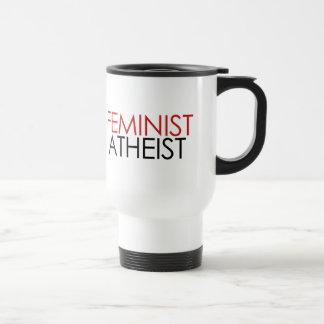 Feminist Atheist Mugs