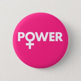 Feminist Badge Pin Button