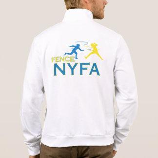 Fence NYFA Fleece Zip Jacket