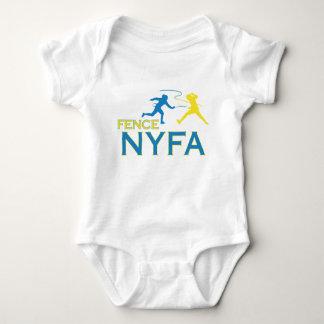 Fence NYFA Infant Creeper T